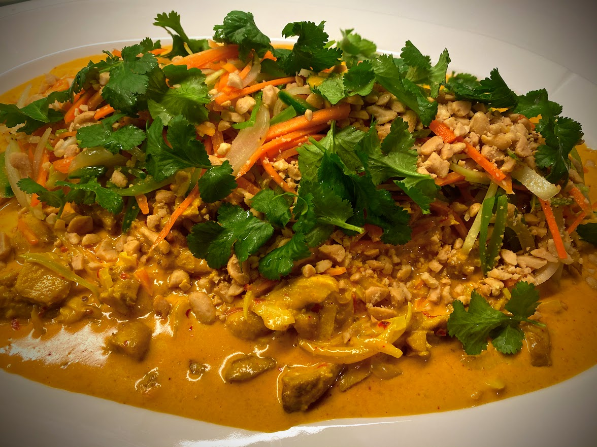 Ida Maries Chicken Curry